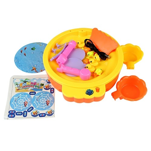 Fishing Game Electric Learning Educational Toys