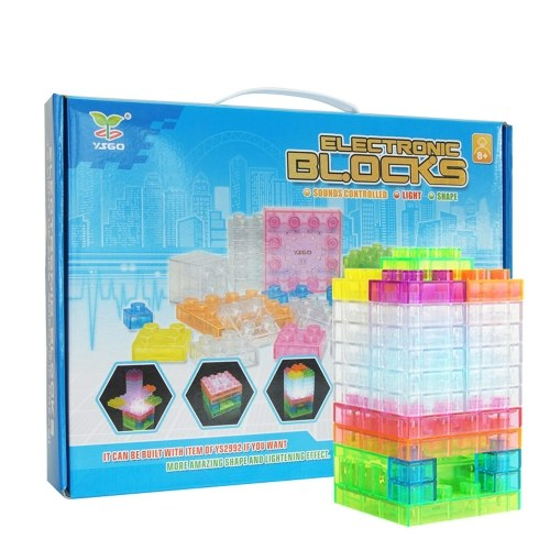 32 Pieces DIY Educational Stacking Toys Brain Game set