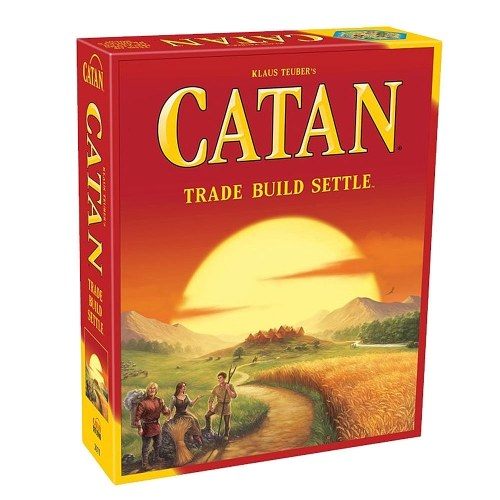 Catan Board Game Cards Game Party Play Cards A Card Game for Kids Children
