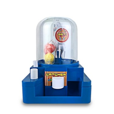 Mini Scratch Doll Machine Candy-machine Children Gift Childhood Playing for Fun