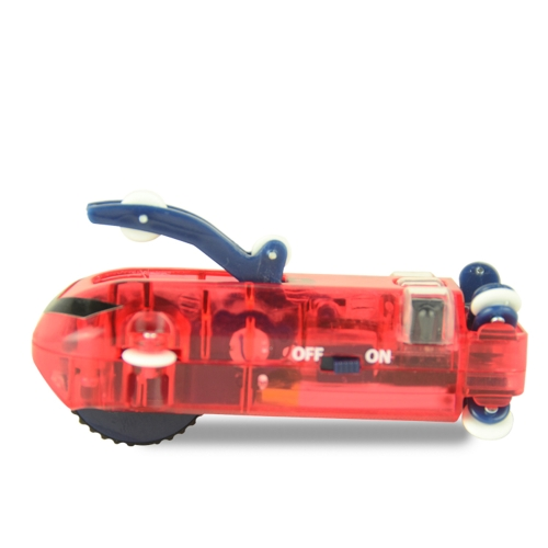 Zipes-Speed Pipes Racing Illuminated Car Set Speedy Remote-controlled Vehicle Kit Performance Pack Remote and Racer