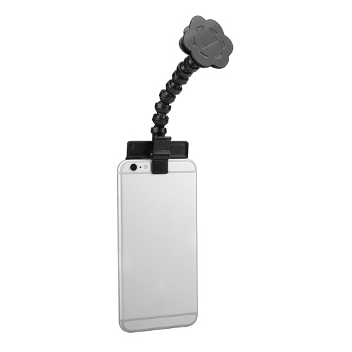 Portable Pet Selfie Stick Phone Attachment for Dog Cat Pets Take Photos Training Toy White