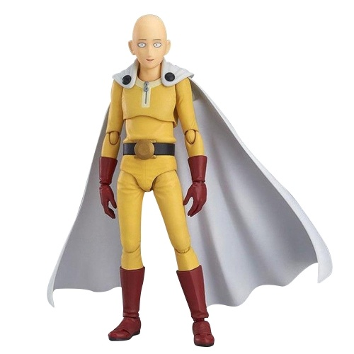 Anime Action Figure ONE PUNCH-MAN Saitama PVC Collectible Model Toy
