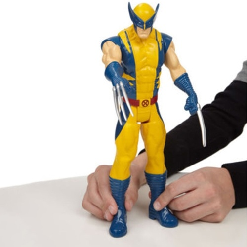 X-Men Wolverine Marvel Titan Hero Series Action Figure Avenger 12″ Toy