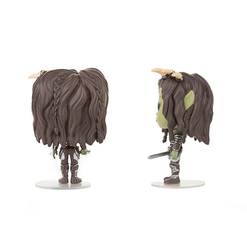 FUNKO POP Movie Warcraft Action Figure Vinyl Model Ornaments – Garona