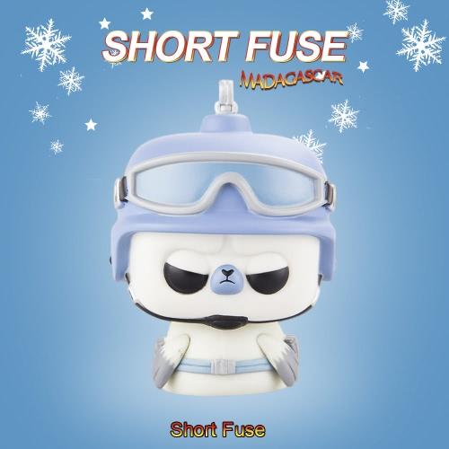 FUNKO POP Movie Penguins of Madagascar Action Figure Vinyl Model Collection – Short Fuse
