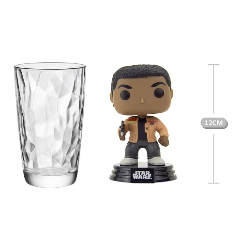 Funko POP Star Wars: Episode VII – The Force Awakens Finn Action Figure Collection Bobble-Head Decorative Article