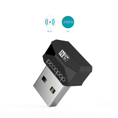dodocool N150 2.4 GHz Mini Wireless-N Network...
