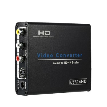 Composite AV RCA / S-Video to HD Converter UH...
