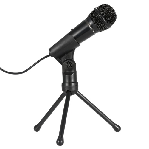 SF-910 Professional 3.5mm Condenser Microphon...