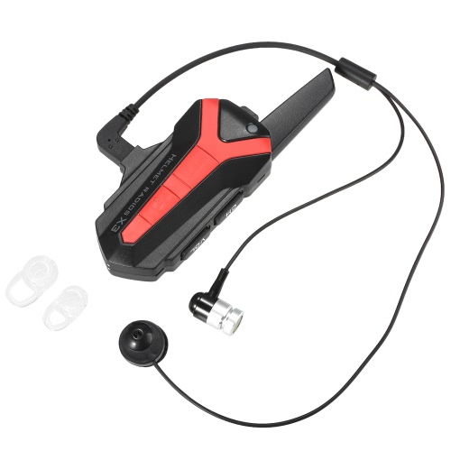 X3 Plus Bicycle Bike Helmet Interphone Blueto...