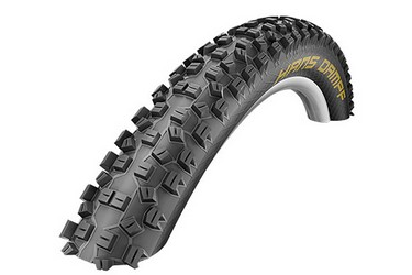 Покрышка Schwalbe HANS DAMPF Performance Folding 60-559 (26х2,35) чёрный